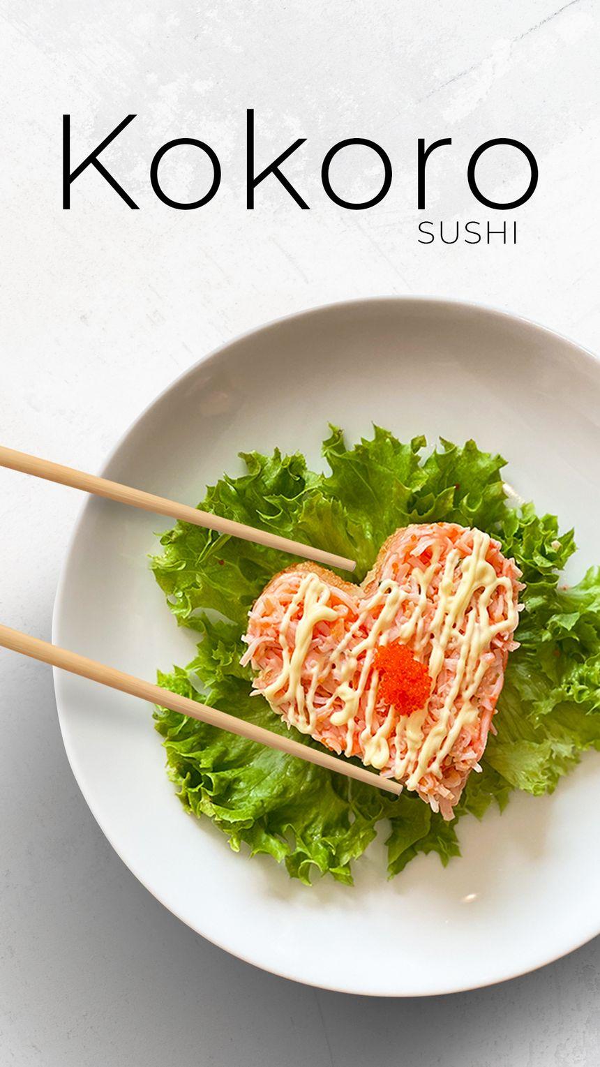 FREE Kokoro Sushi